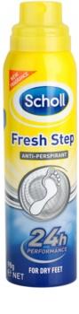 Scholl Fresh Step Antiperspirant For Legs