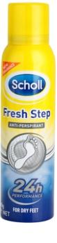 Scholl Fresh Step Antiperspirant für Füssen