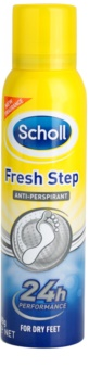 Scholl Fresh Step antiperspirant za noge