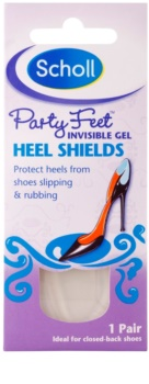 Scholl Party Feet Heel Shields poduszeczki żelowe do pięt
