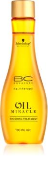 Schwarzkopf Professional BC Bonacure Oil Miracle Argan Oil kuracja do włosów do włosów grubych, suchych