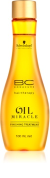 Schwarzkopf Professional BC Bonacure Oil Miracle Argan Oil tratamento capilar para cabelo áspero e seco