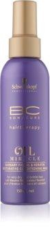 Schwarzkopf Professional BC Bonacure Oil Miracle Barbary Fig Oil hydratační mléko na vlasy pro suché a křehké vlasy