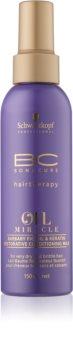 Schwarzkopf Professional BC Bonacure Oil Miracle Barbary Fig Oil lait hydratant cheveux pour cheveux secs et fragiles