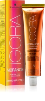 Schwarzkopf Professional IGORA Vibrance Hair Color