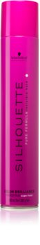 Schwarzkopf Professional Silhouette Color Brilliance Hairspray For Colored Hair