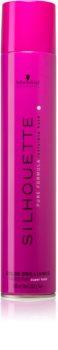 Schwarzkopf Professional Silhouette Color Brilliance hajlakk festett hajra
