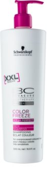 Schwarzkopf Professional PH 4,5 BC Bonacure Color Freeze champô para dar brilho