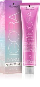 Schwarzkopf Professional IGORA Royal Pearlescence pastelna barva za lase