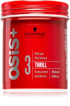 Schwarzkopf Professional Osis+ Thrill Texture Modeling Gum Strong Firming