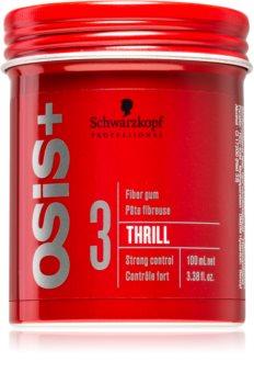 Schwarzkopf Professional Osis+ Thrill Texture modelovací guma silné zpevnění