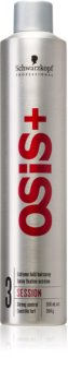 Schwarzkopf Professional Osis+ Session Finish Hairspray Extra Strong Hold