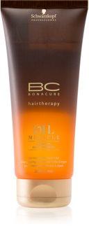 Schwarzkopf Professional BC Bonacure Oil Miracle Argan Oil Shampoo voor Normaal tot Dik Haar