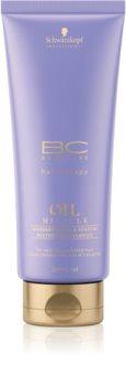 Schwarzkopf Professional BC Bonacure Oil Miracle Barbary Fig Oil obnovitveni šampon za zelo suhe in poškodovane lase