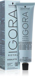 Schwarzkopf Professional IGORA Royal Highlifts permanentní barva na vlasy