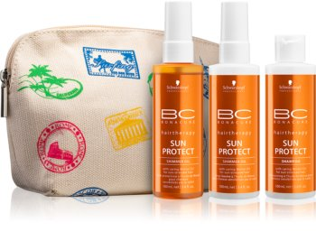 Schwarzkopf Professional BC Bonacure Sun Protect cestovní sada III.