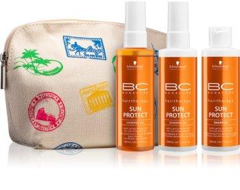 Schwarzkopf Professional BC Bonacure Sun Protect Potovalni set III. za ženske