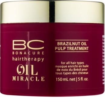Schwarzkopf Professional BC Bonacure Oil Miracle Brazilnut Oil maska za lase za vse tipe las