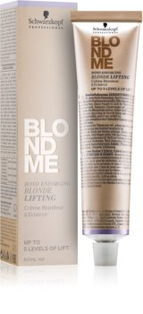 Schwarzkopf Professional Blondme Lightening Cream For Blonde Hair
