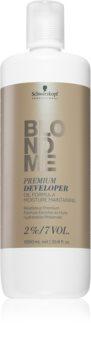 Schwarzkopf Professional Blondme emulsão ativadora