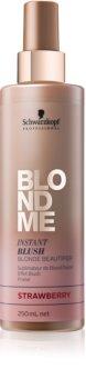 Schwarzkopf Professional Blondme Toning Spray for Blonde Hair
