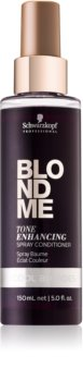 Schwarzkopf Professional Blondme balsamo senza risciacquo per sfumature biondo freddo