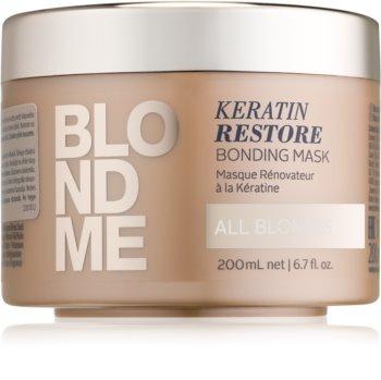 Schwarzkopf Professional Blondme Renewing Hair Mask for All Blonde Shades