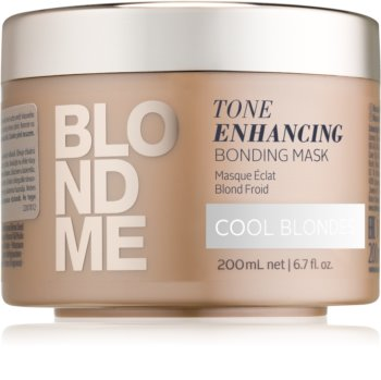 Schwarzkopf Professional Blondme Nourishing Hair Mask For Cool Blond