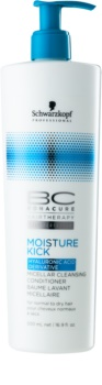 Schwarzkopf Professional BC Bonacure Moisture Kick Micellar Cleansing Conditioner