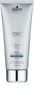 Schwarzkopf Professional BC Bonacure Scalp Genesis aktivačný šampón pre rednúce vlasy