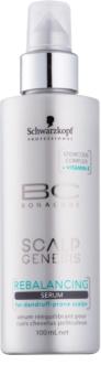 Schwarzkopf Professional BC Bonacure Scalp Genesis sérum pour renouveler l'équilibre du cuir chevelu sensible