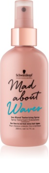 Schwarzkopf Professional Mad About Waves pršilo za definicijo valov