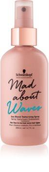Schwarzkopf Professional Mad About Waves sprej za definiranje kovrča
