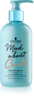 Schwarzkopf Professional Mad About Curls Gentle Shampoo For Wavy Hair