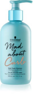 Schwarzkopf Professional Mad About Curls nježni šampon za kovrčavu kosu