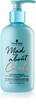 Schwarzkopf Professional Mad About Curls champô hidratante  para cabelo ondulado