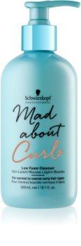 Schwarzkopf Professional Mad About Curls hydratačný šampón pre vlnité vlasy