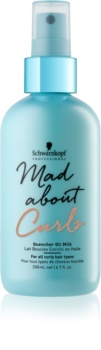 Schwarzkopf Professional Mad About Curls spray per styling