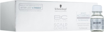 Schwarzkopf Professional BC Bonacure Scalp Genesis serum za aktivacijo lasnih korenin
