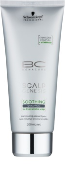 Schwarzkopf Professional BC Bonacure Scalp Genesis șampon calmant pentru păr uscat și scalp sensibil