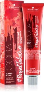 Schwarzkopf Professional IGORA #RoyalTakeOver Dusted Rouge Permanent Hair Dye