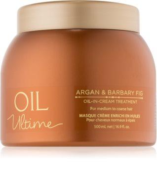 Schwarzkopf Professional Oil Ultime olejová péče s arganovým olejem pro hrubé vlasy