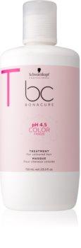 Schwarzkopf Professional pH 4,5 BC Bonacure Color Freeze maska na vlasy pro zářivou barvu vlasů