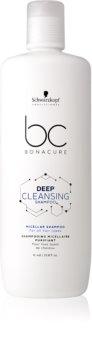 Schwarzkopf Professional BC Bonacure Hair Scalp micelarni šampon  za vse tipe las