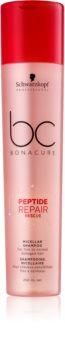 Schwarzkopf Professional BC Bonacure Repair Rescue szampon micelarny do włosów zniszczonych