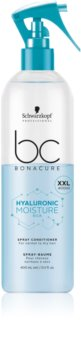 Schwarzkopf Professional BC Bonacure Moisture Kick Moisturising Conditioner in Spray For Normal To Dry Hair