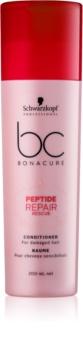 Schwarzkopf Professional BC Bonacure Peptide Repair Rescue odżywka do włosów zniszczonych
