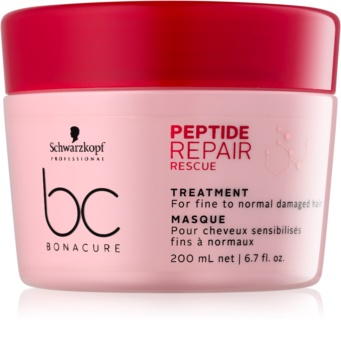 Schwarzkopf Professional BC Bonacure Repair Rescue Mask For Damaged Hair