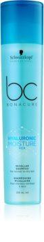 Schwarzkopf Professional BC Bonacure Moisture Kick micellair shampoo voor Droog Haar