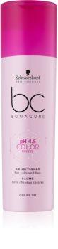 Schwarzkopf Professional pH 4,5 BC Bonacure Color Freeze balzam za barvane lase